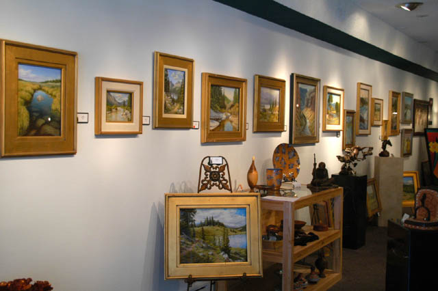 Foothills Gallery Exhibit