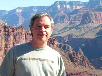 Gary in Grand Canyon