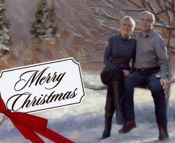 Merry Christmas, 2013, Closeup