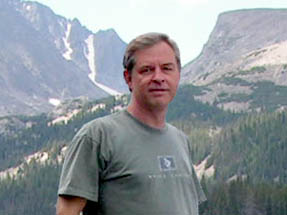 Gary in Bighorn Mountains